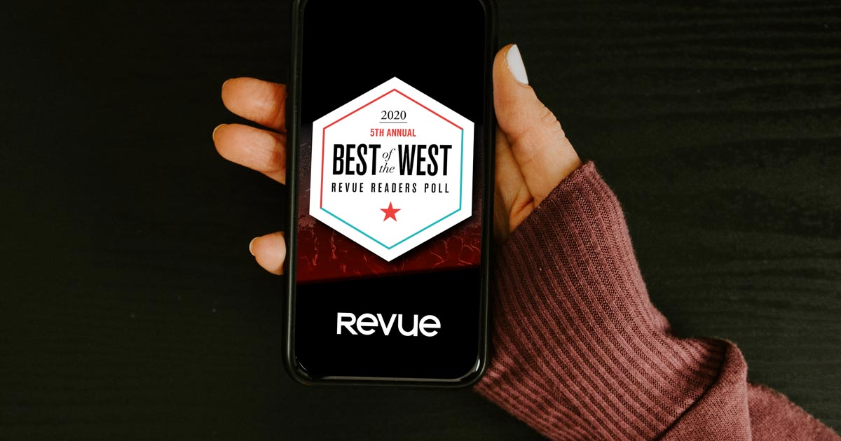 Pivoting a Marketing Strategy Amidst the Pandemic: Revue's Fifth Annual Best of the West