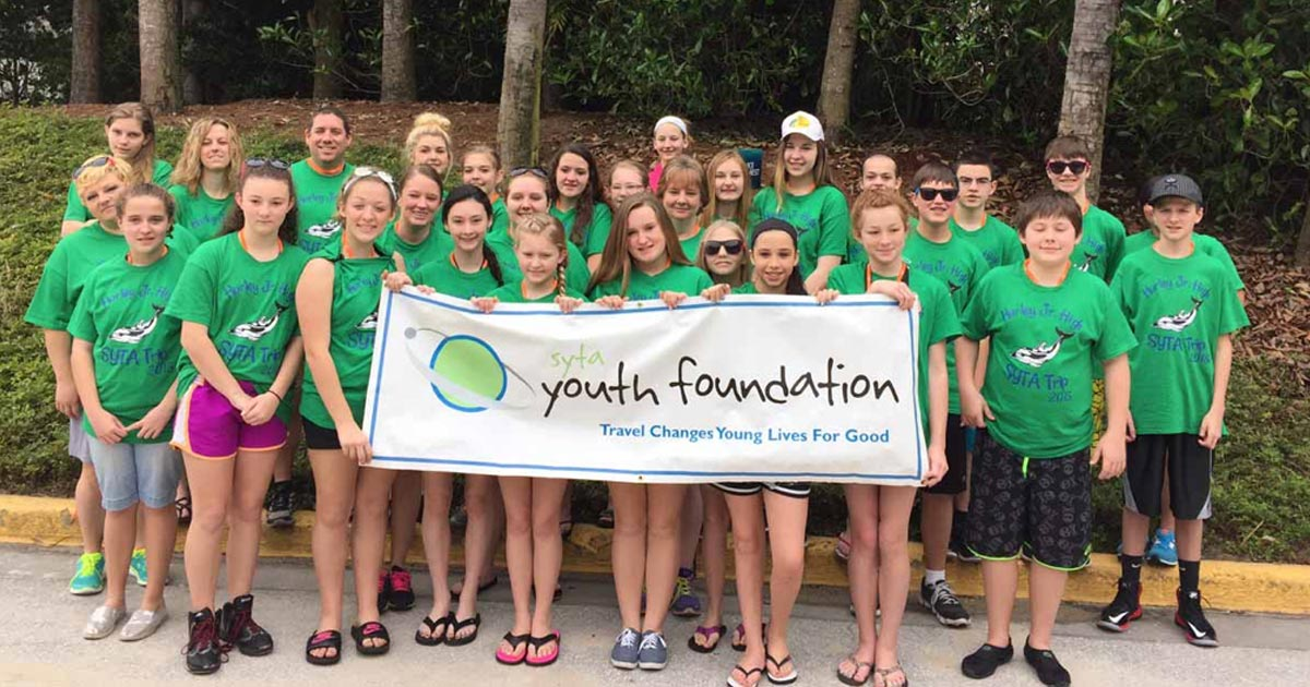 Serendipity Media, LLC Platinum Donor for SYTA Youth Foundation